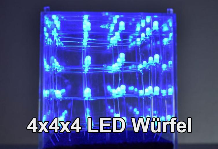 LED Würfel Thumbnail